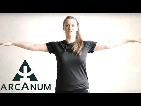 Энергетическая гимнастика: усиление эфирного поля. Ольга Найдёнова