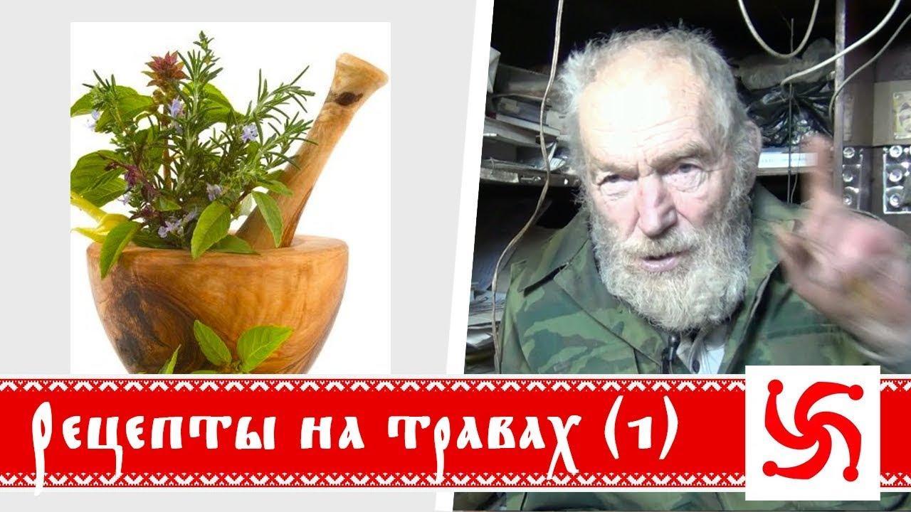 Народные рецепты на травах. Часть 1. Алтайский Старец (Борис Володарский)