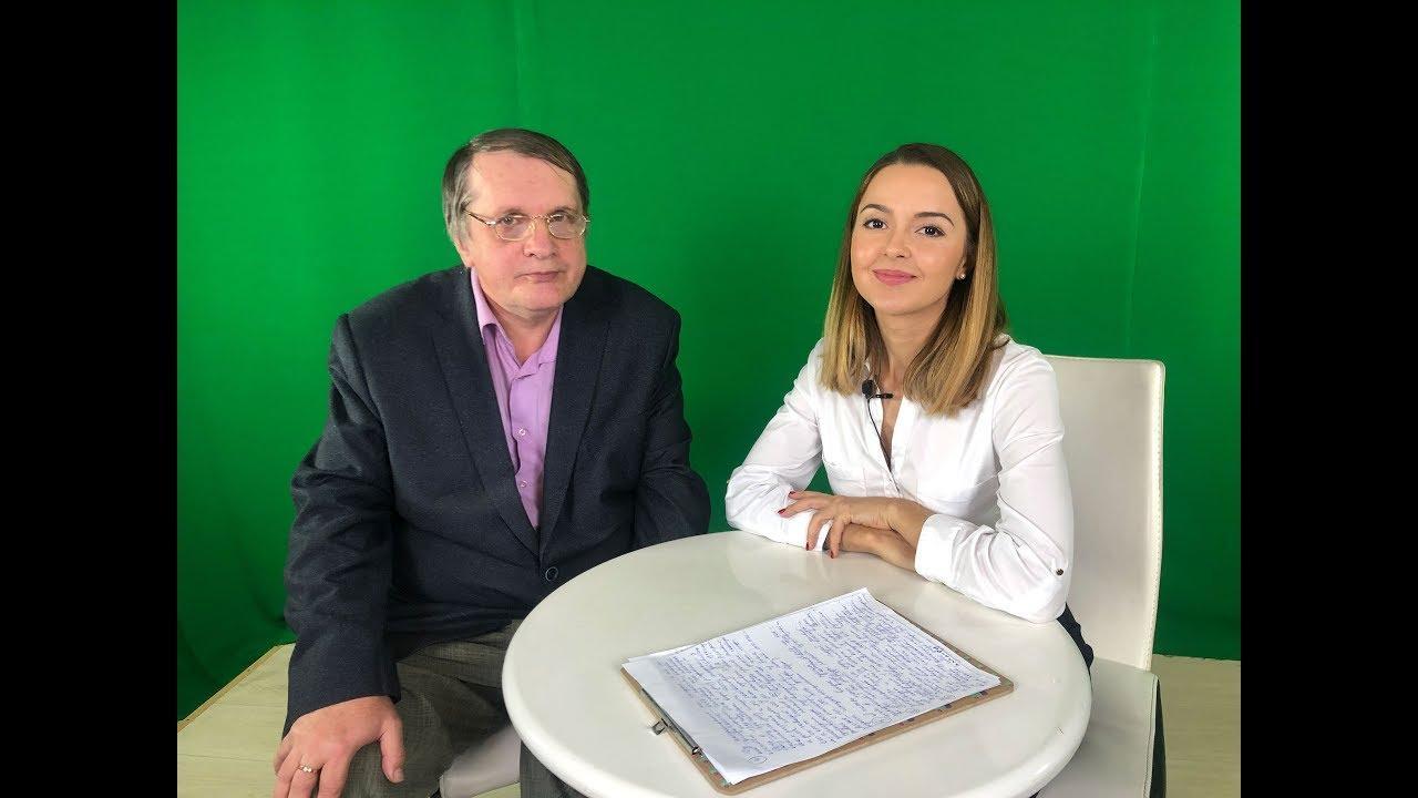 Сергей Салль в беседе с Аленой Намлиевой (04.11.19)