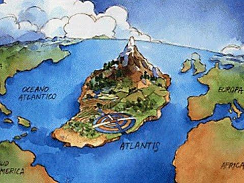 Атлантида и современная наука о земле. Гора Ампер