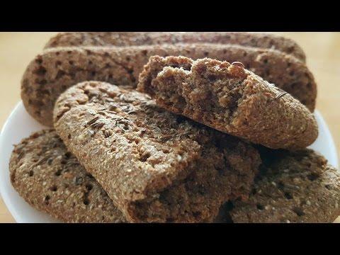 Хлеб из пророщенной ржи с витамином B17, который предотвращает онкологию