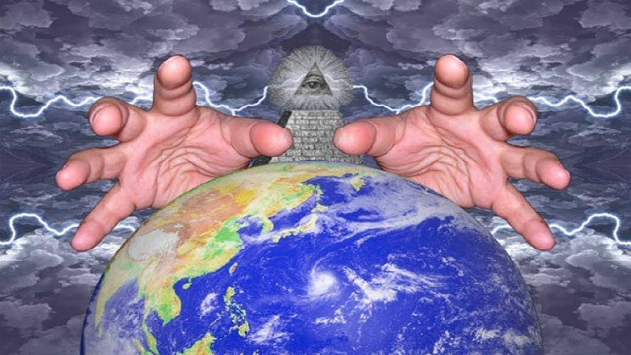 Мир в Руках Мирового Правительства. Сергей Салль