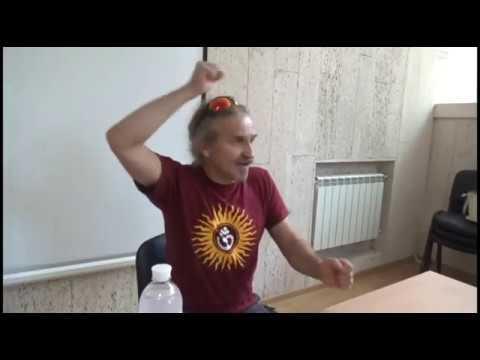 Когда враг твой лучший учитель, тогда духовность реальней реальности. Сергей Кулдин