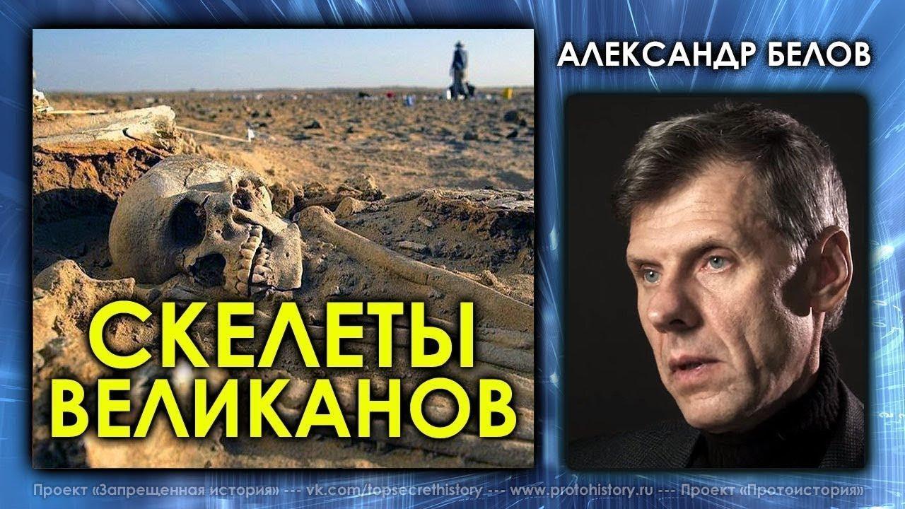Скелеты гигантов. Александр Белов