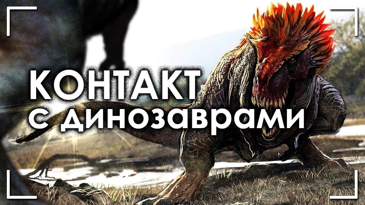 Контакт с динозаврами