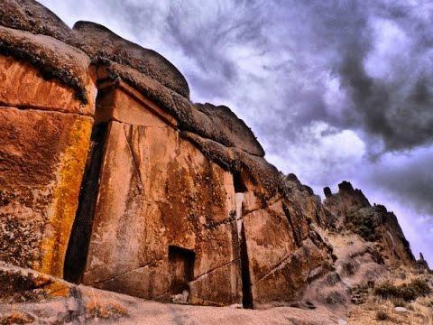 Загадки Перуанской цивилизации. Врата Амару Муру