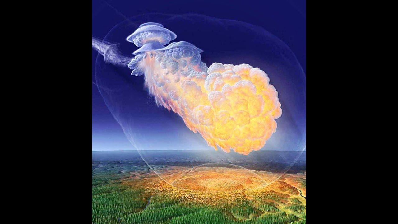 Чем являлся Тунгусский метеорит? Вадим Чернобров